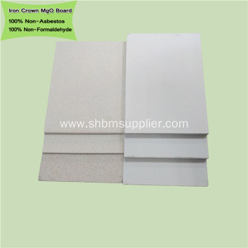 Fireproof No-formaldehyde Interior Wall Panel MgO Board